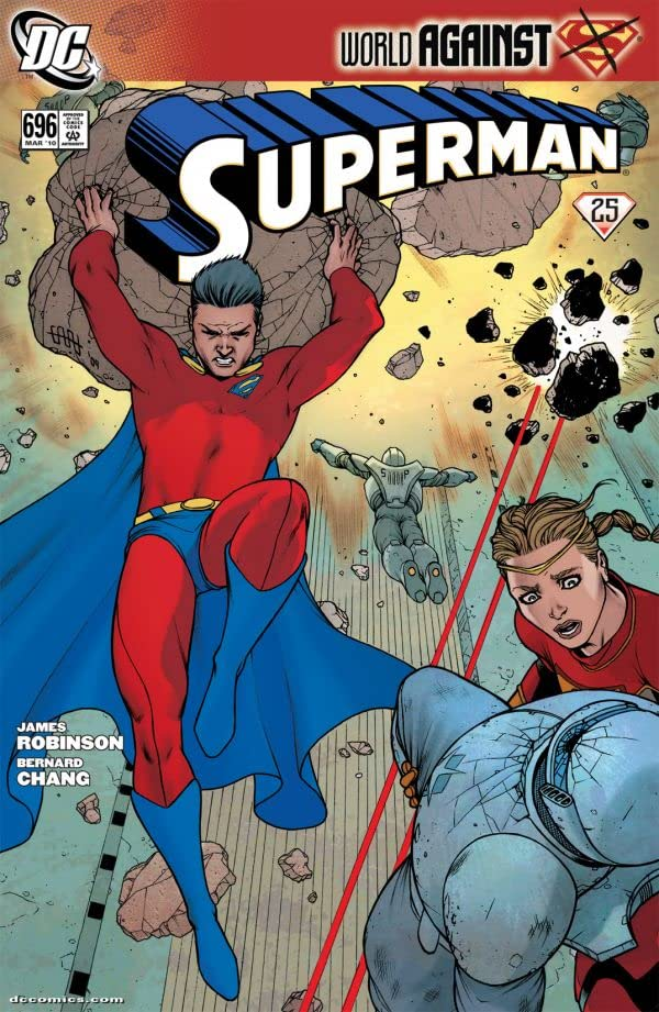 Superman (1939-2011) #696
