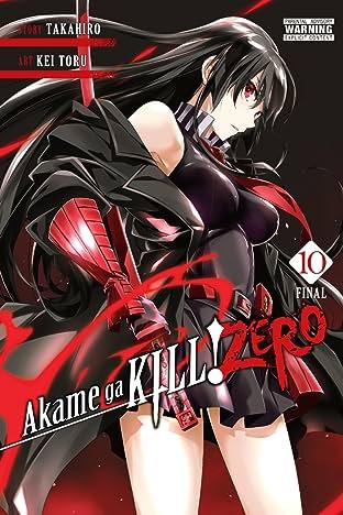 Akame ga KILL! ZERO Tome 10