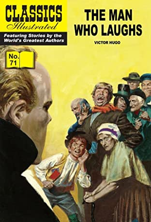 Classics Illustrated #71: The Man Who Laughs