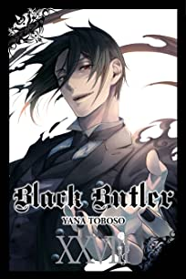 Black Butler Vol. 28