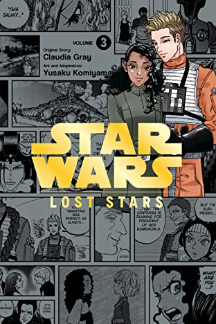 Star Wars Lost Stars Vol. 3