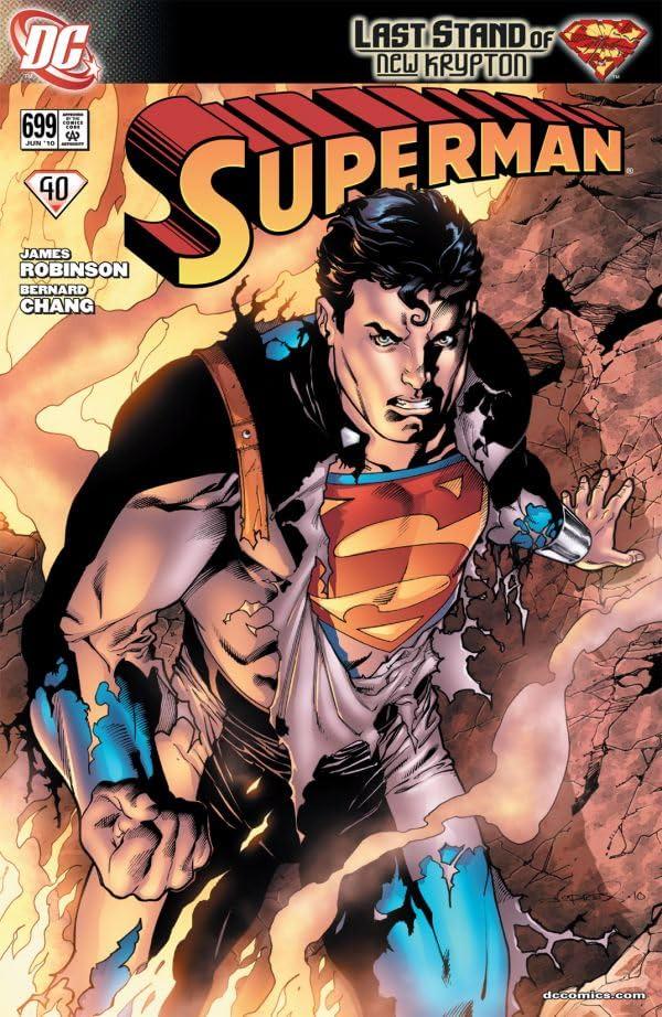 Superman (1939-2011) #699