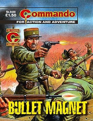 Commando #4436: Bullet Magnet