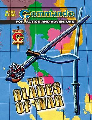 Commando #4438: The Blades Of War