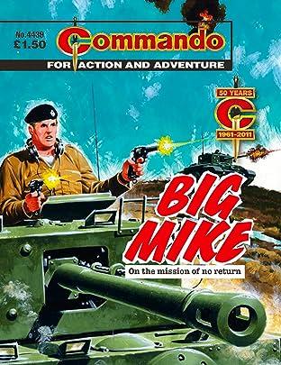 Commando #4439: Big Mike