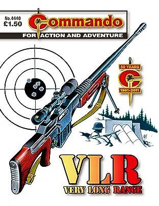Commando #4440: VLR - Very Long Range