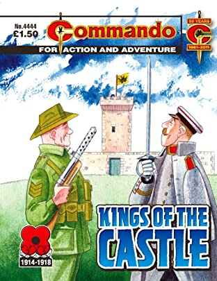Commando #4444: King Of The Castle