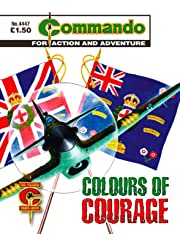 Commando #4447: Colours Of Courage