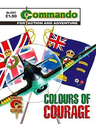 Commando #4447: Colours Of Courage