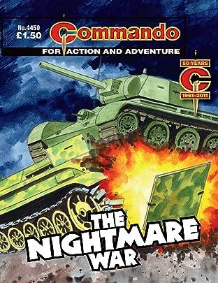 Commando #4450: The Nightmare War