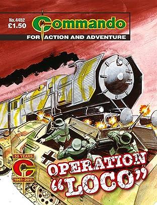 Commando #4452: Operation Loco
