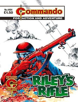 Commando #4454: Riley's Rifle