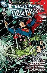 Superman: Last Stand of New Krypton #3