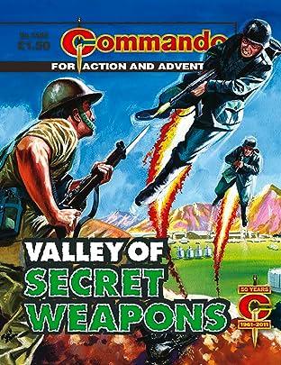 Commando #4455: Valley Of Secret Weapons