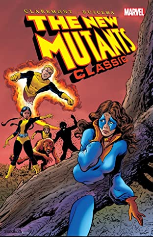 New Mutants Classic Vol. 2