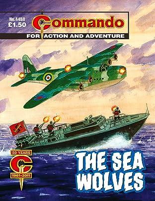 Commando #4458: The Sea Wolves