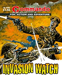 Commando #4459: Invasion Watch