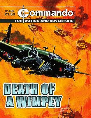 Commando #4462: Death Of A Wimpey