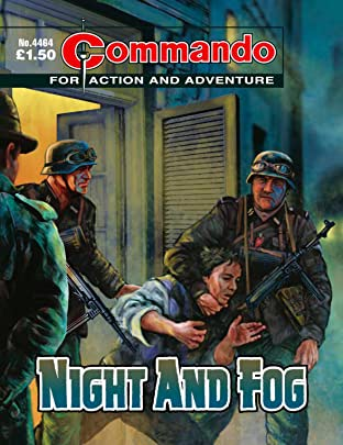 Commando #4464: Night And Fog