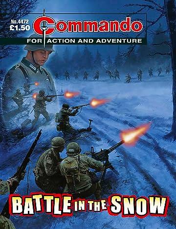 Commando #4472: Battle In The Snow