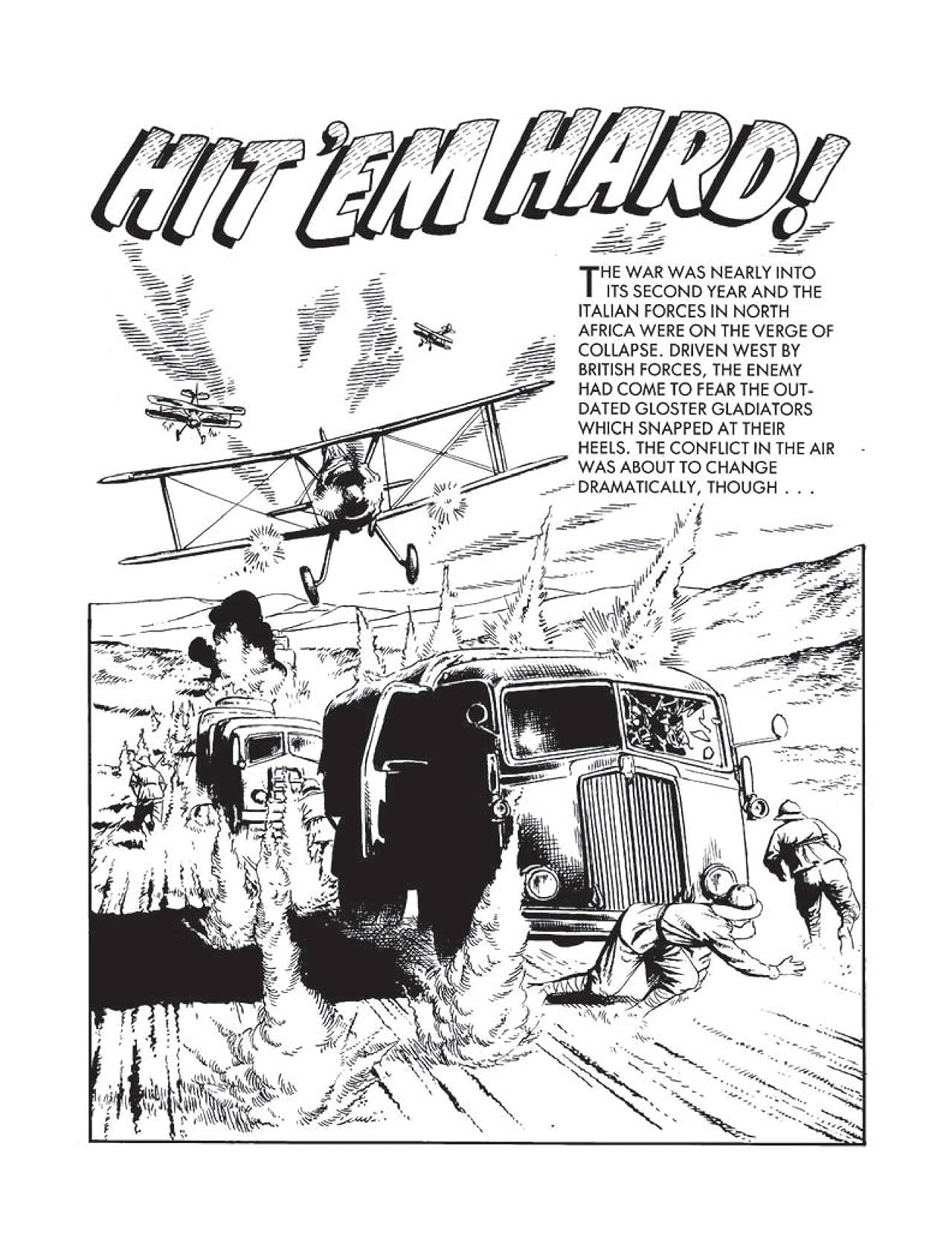 Commando #4474: Hit 'Em Hard