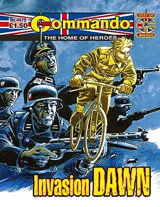 Commando #4475: Invasion Dawn