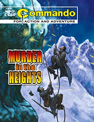 Commando #4476: Murder In The Heights