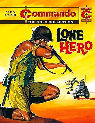 Commando #4477: Lone Hero