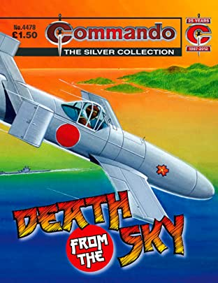 Commando #4478: Death From The Sky