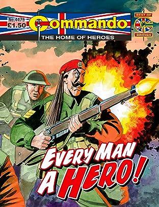 Commando #4479: Every Man A Hero
