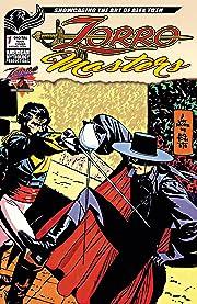 Zorro Masters: Alex Toth #1