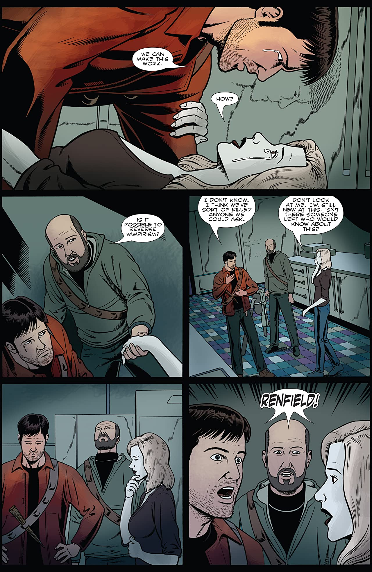 Vampire, PA: Bite Out of Crime #1