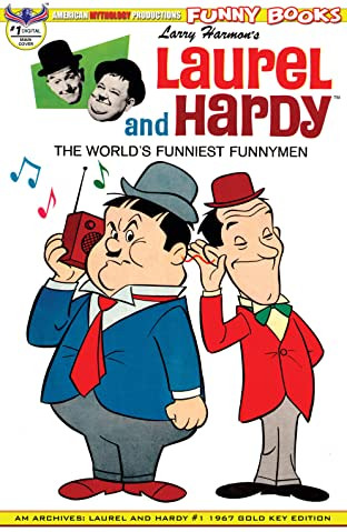 AM Archives Laurel & Hardy No.1: 1967