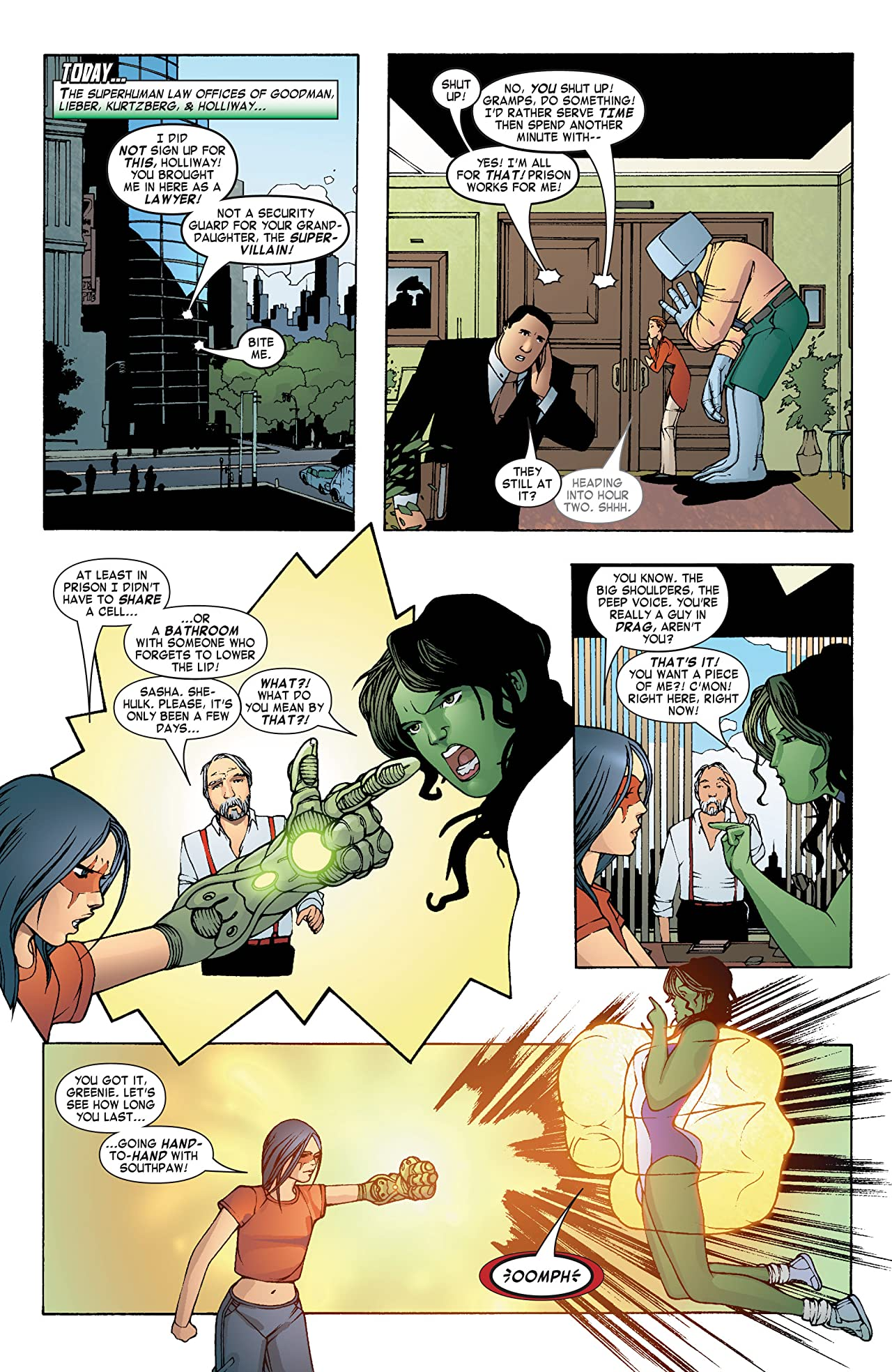 She-Hulk Vol. 2: Superhuman Law