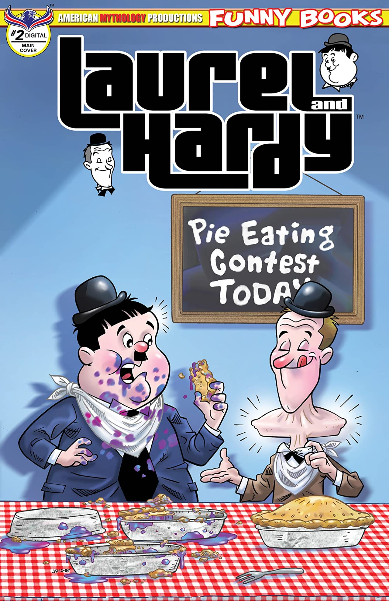 Laurel & Hardy No.2