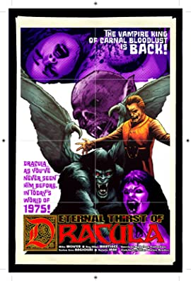 The Eternal Thirst of Dracula Collection Vol. 1