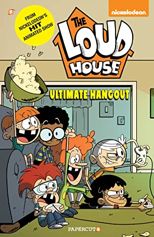 The Loud House Tome 9: Ultimate Hangout