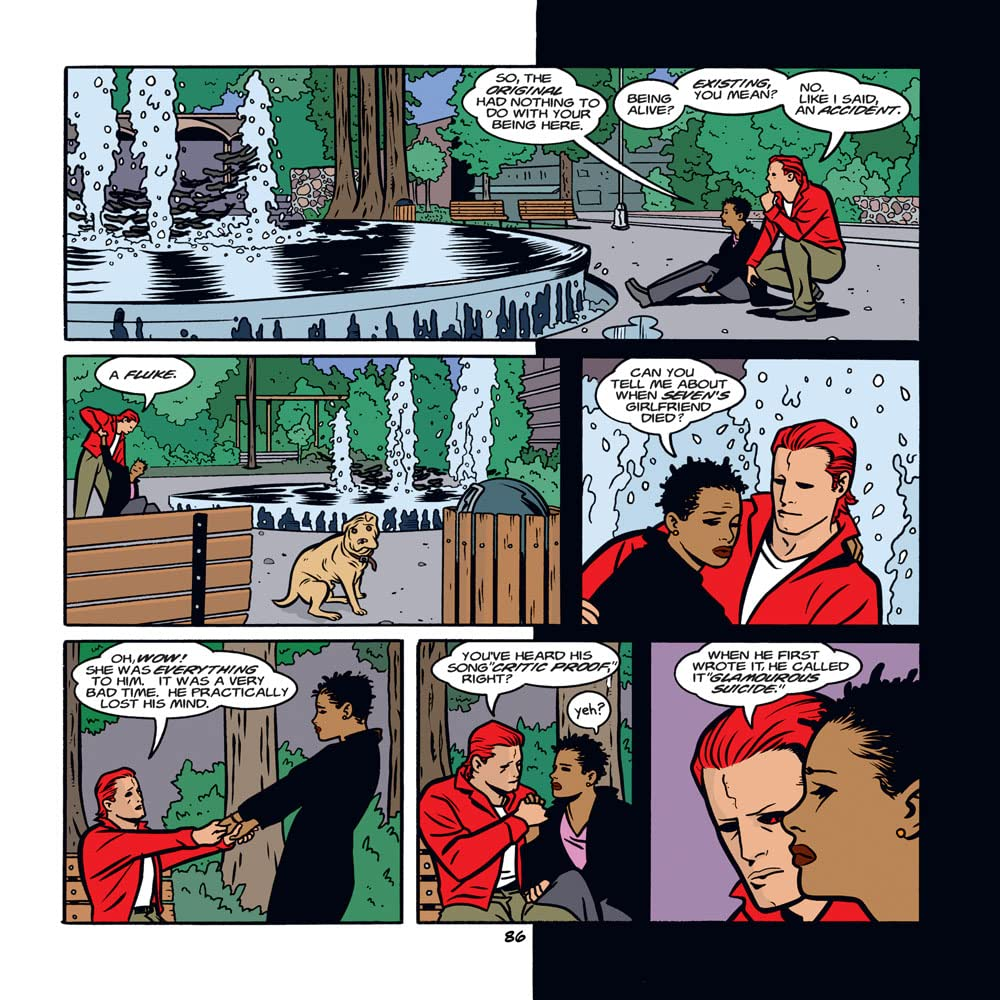 Red Rocket 7 #4 (of 7)
