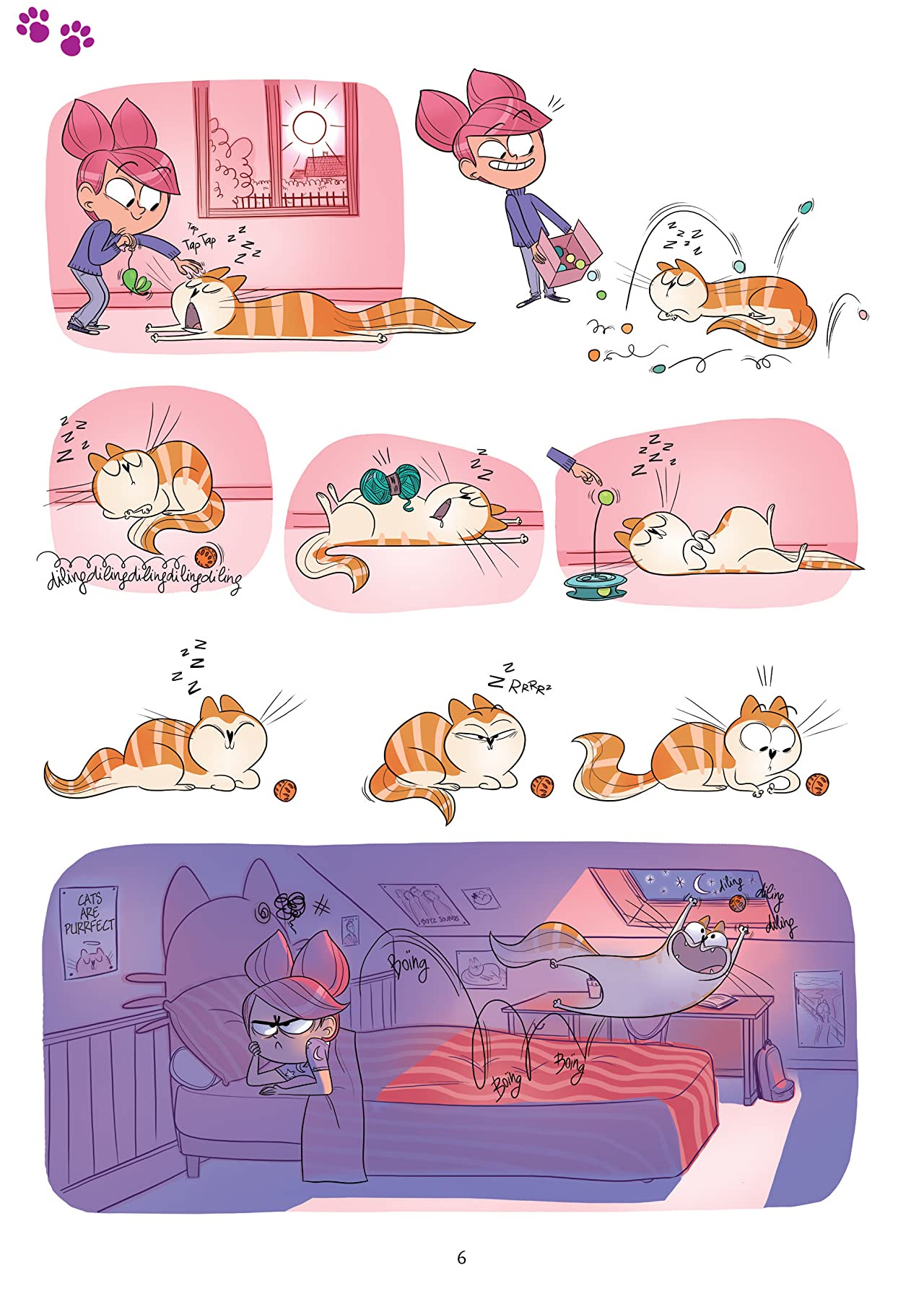 Cat & Cat Vol. 1: Girl Meets Cat