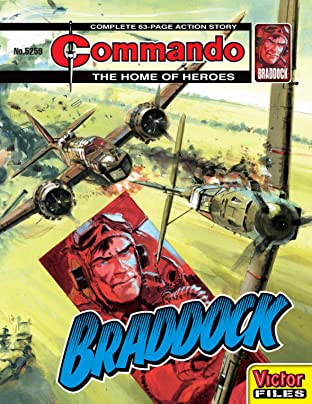 Commando No.5259: Braddock