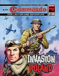 Commando #5261: Invasion Poland