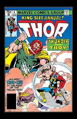 Thor (1966-1996) Annual #8