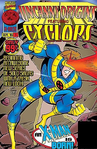 Uncanny Origins (1996-1997) #1