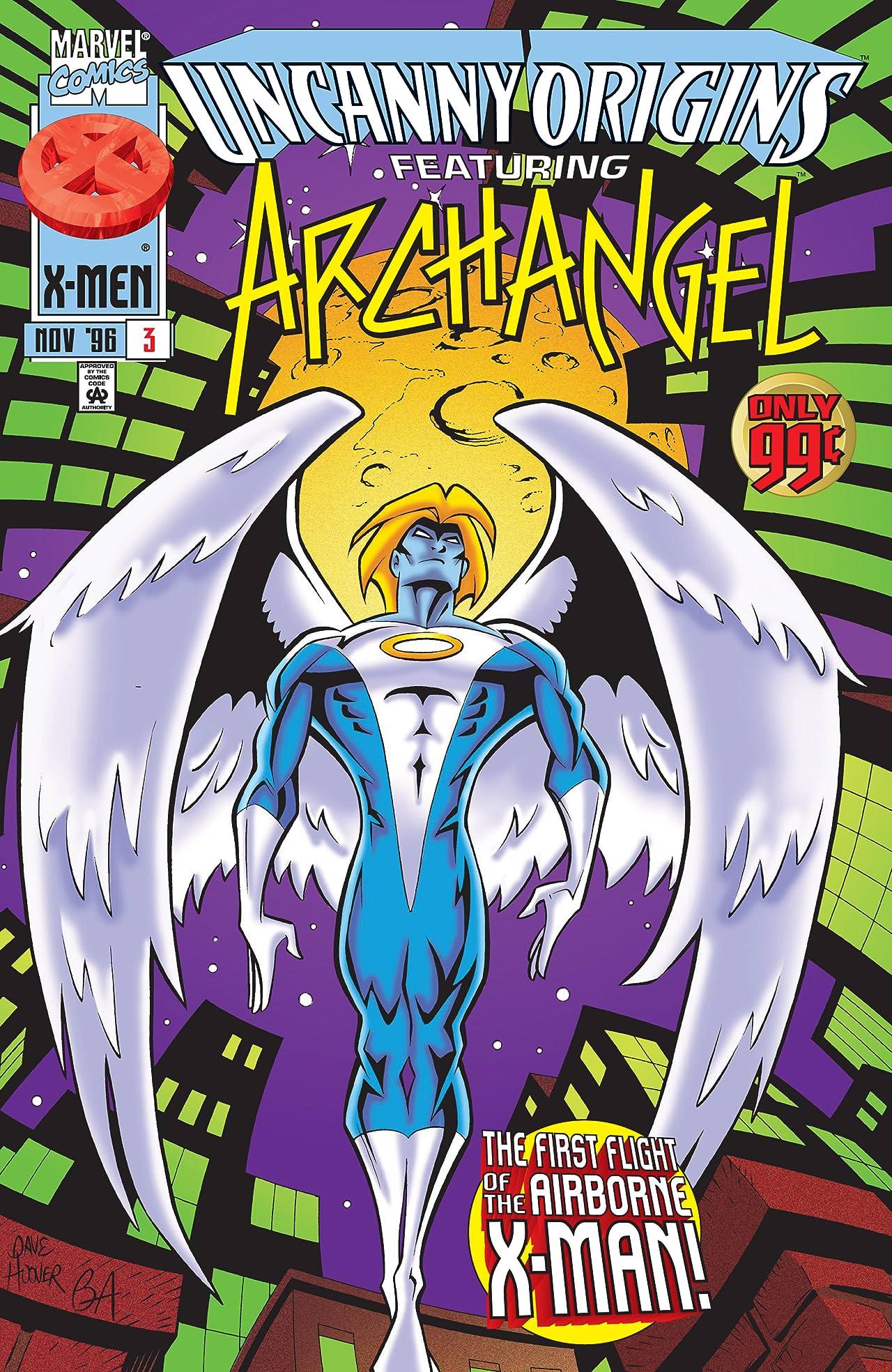 Uncanny Origins (1996-1997) #3