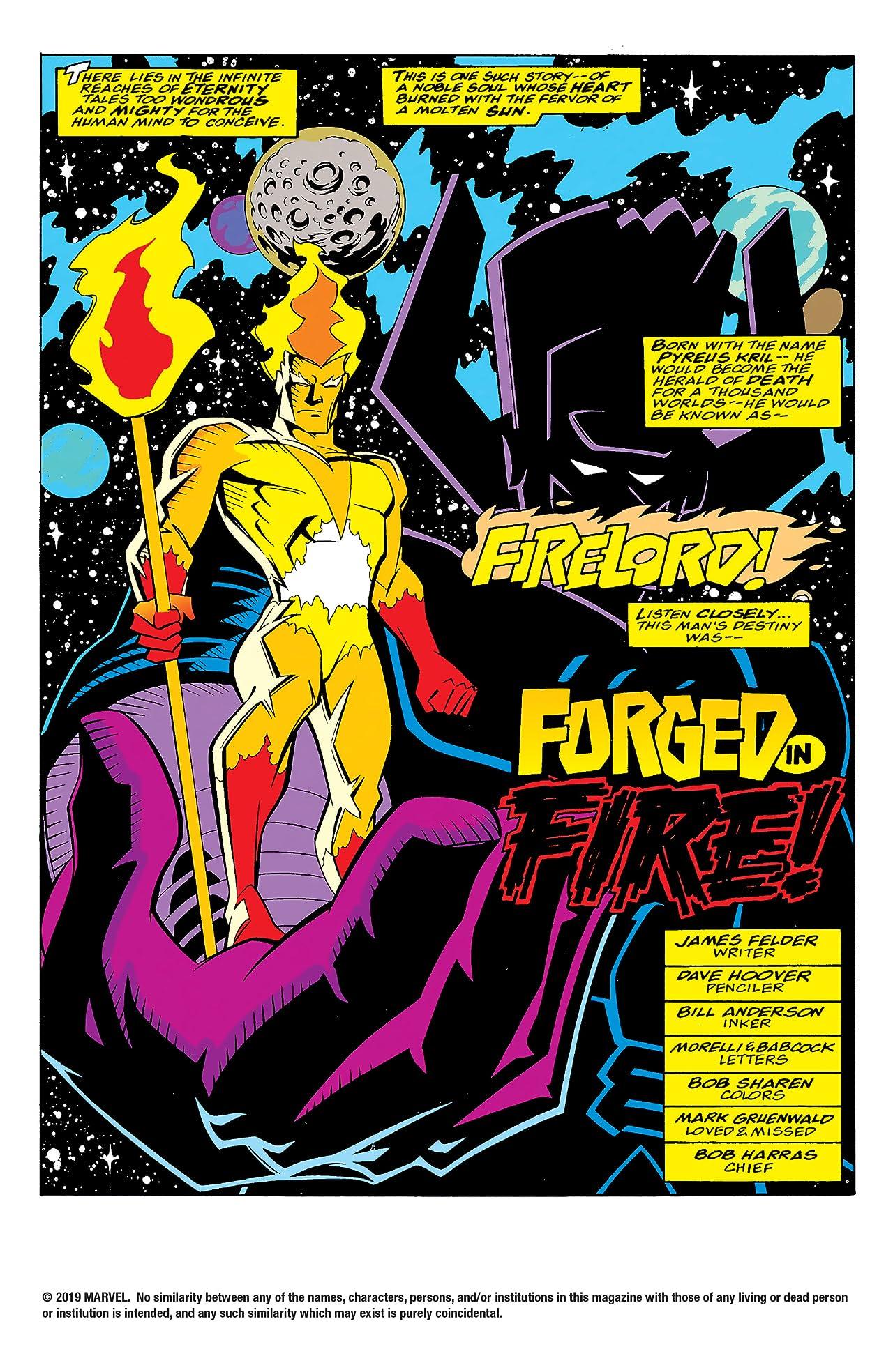Uncanny Origins (1996-1997) #4