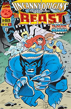 Uncanny Origins (1996-1997) #6