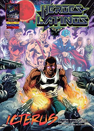 Heroes Latinos parte V #5
