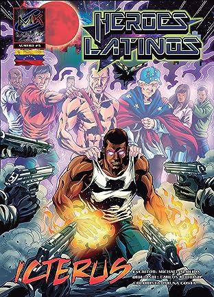 Heroes Latinos parte V #5