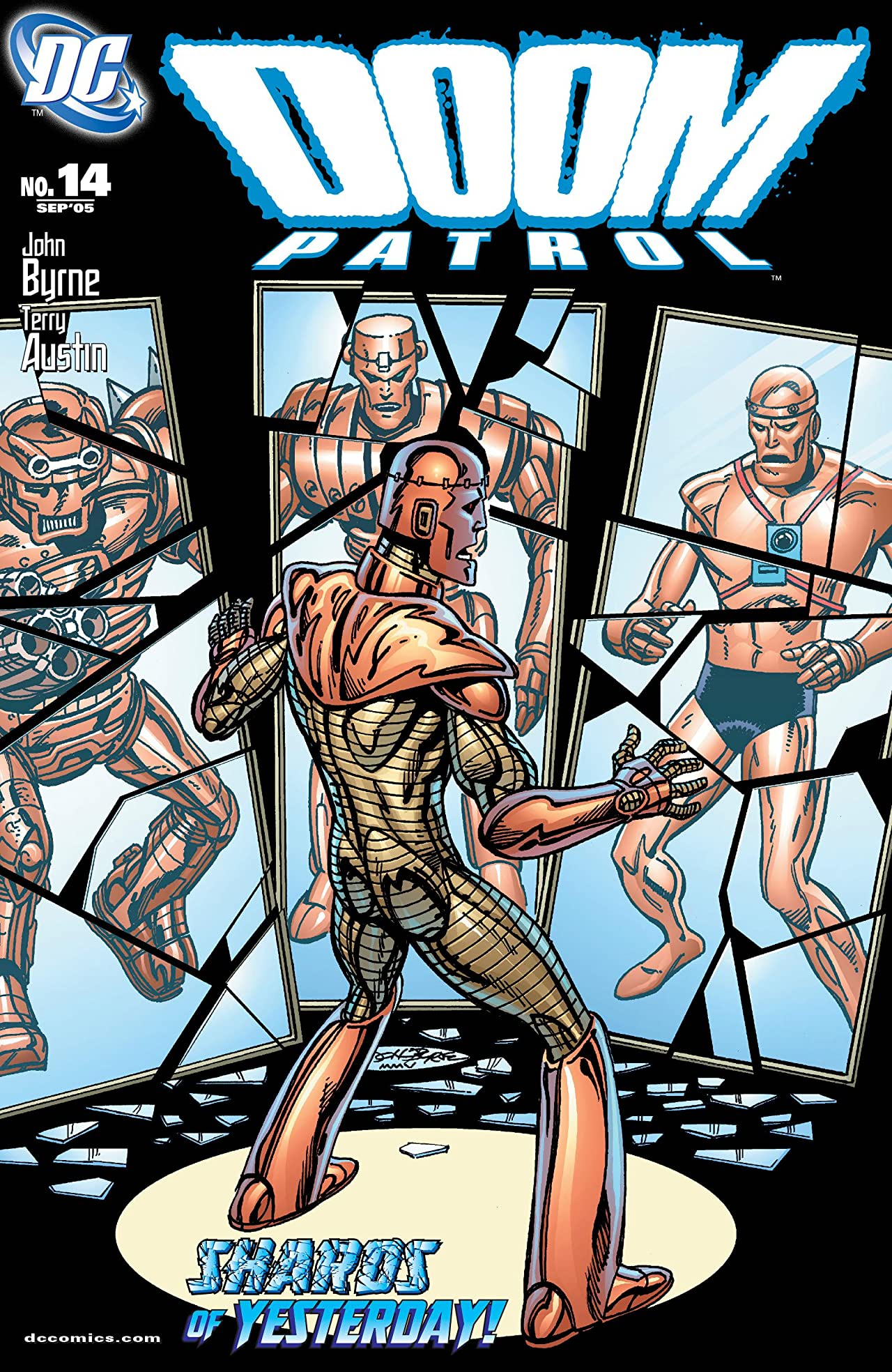 Doom Patrol (2004-2006) #14