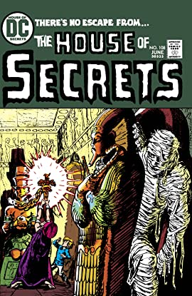 House of Secrets (1956-1978) #108